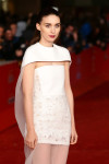 Rooney Mara in Balenciaga
