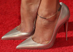 Zoe Saldana's Christian Louboutin 'Iriza' pumps