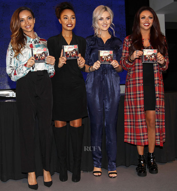 Little Mix - Album Signing