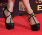 Meta Golding's shoes