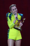 Miley Cyrus in The Blonds