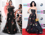 Katy Perry In Oscar de la Renta - 2013 American Music Awards