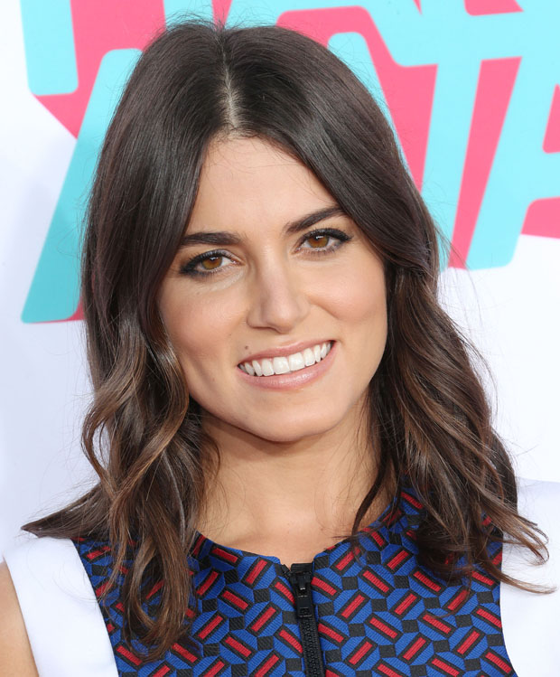 Nikki Reed in Camilla and Marc