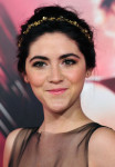 Isabelle Fuhrman in Christian Siriano