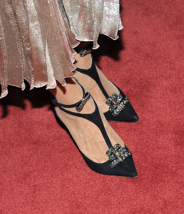 Sarah Jessica Parker's Sophia Webster shoes