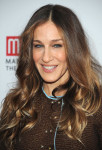 Sarah Jessica Parker in Rochas and Sonia Rykiel