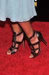 Naomie Harris' sandals