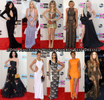 Who Was Your Best Dressed At The 2013 American Music Awards?