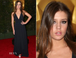 Adele Exarchopoulos In Dior - Governors Awards 2013