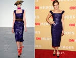 Allison Williams In L'Wren Scott - 2013 CNN Heroes: An All Star Tribute