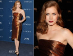 Amy Adams In Gucci - LACMA Art + Film Gala 2013
