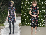 Anna Wintour In Chanel Couture - MoMA Benefit: A Tribute to Tilda Swinton