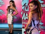 Ariana Grande In Mikael D - 2013 MTV EMAs