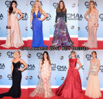 Who Was Your Best Dressed At The 2013 CMA Awards?