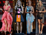 Carrie Underwood's 8 Wardrobe Changes At The 2013 CMA Awards
