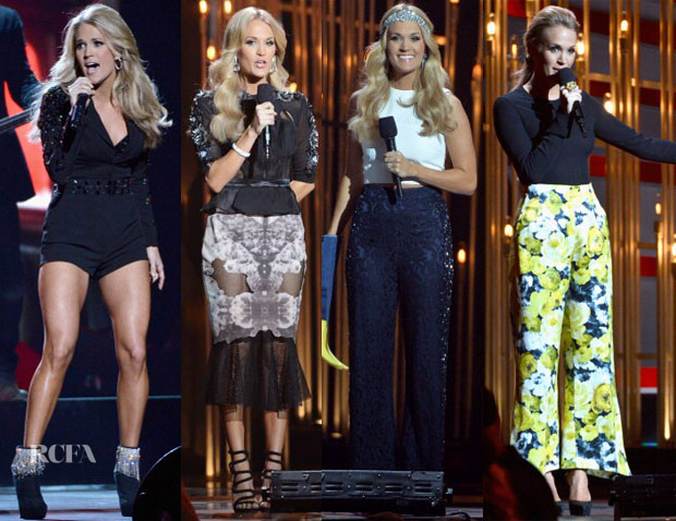 Carrie Underwood CMA 2