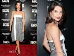 Cobie Smulders In Reed Krakoff - 'Delivery Man' LA Screening