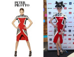 Coco Rocha's Peter Pilotto Dress