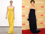 Elettra Wiedemann In Derek Lam - 2013 CNN Heroes: An All Star Tribute