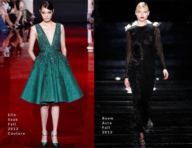 Elie Saab Couture Reem Acra