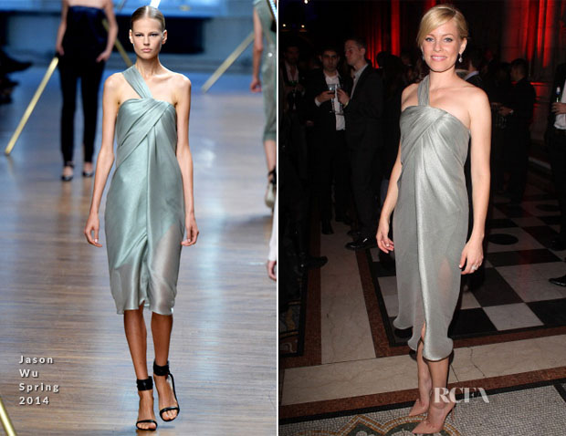 Elizabeth Banks In Jason Wu - 'The Hunger Games Catching Fire' After-Party