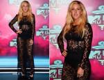 Ellie Goulding In Dolce & Gabbana - 2013 MTV EMAs