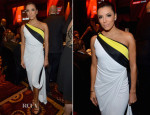 Eva Longoria In Versace Collection - 2013 Person of the Year honoring Miguel Bose