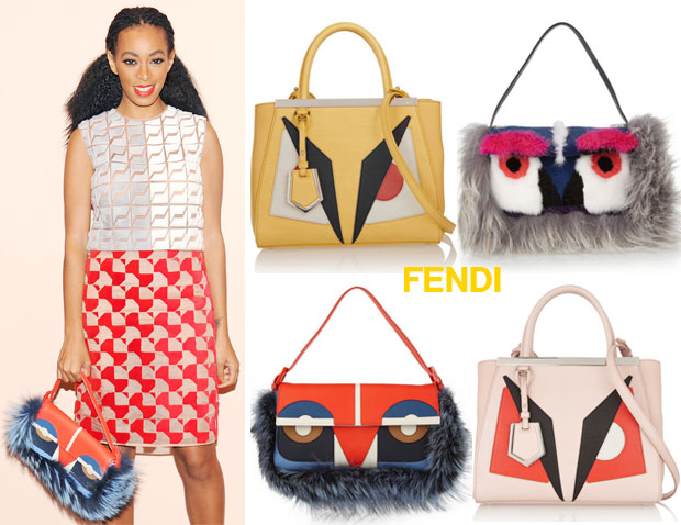 Fendi Buggies