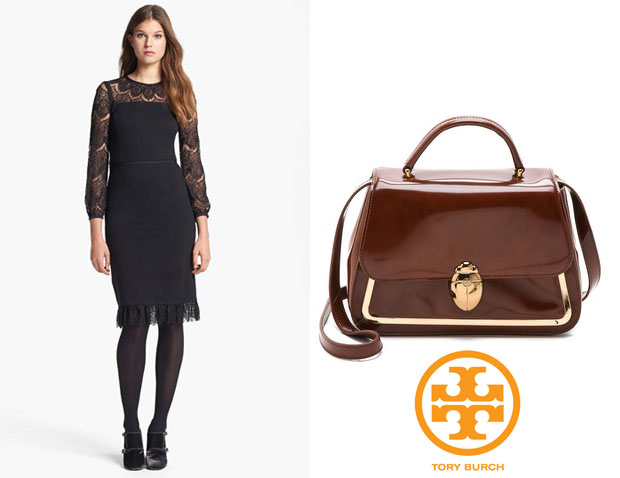 Gemma Arterton In Tory Burch
