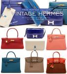 Vintage Hermès | Art Imitates Luxury