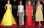 Who Was Your Best Dressed At 'The Hunger Games: Catching Fire' World Premiere?