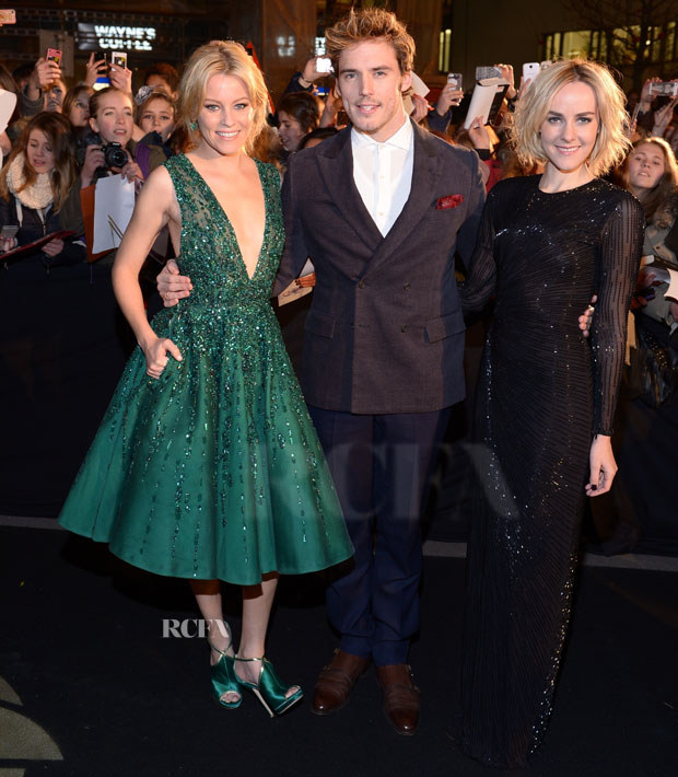 Premiere The Hunger Games: Catching Fire