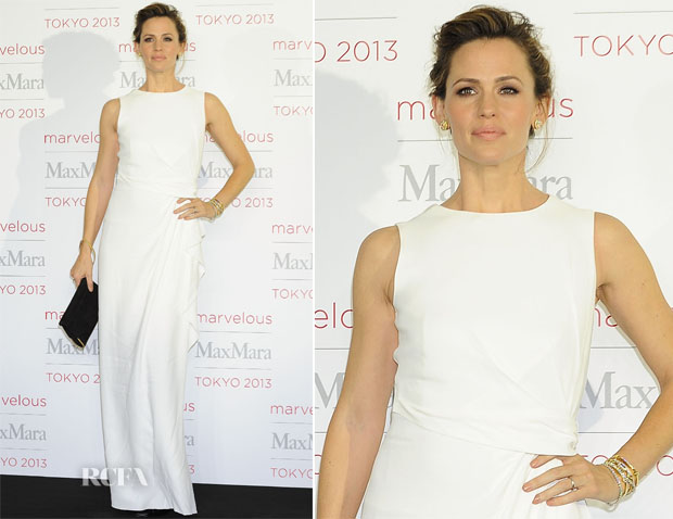 Jennifer Garner In Max Mara - Marvelous Max Mara Tokyo 2013