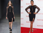 Jennifer Hudson In Yigal Azrouel - 'Black Nativity' New York Premiere