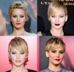 Jennifer Lawrence's 'The Hunger Games: Catching Fire' Promo Tour Beauty Looks