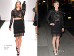 Jennifer Lawrence In J. Mendel - Late Show with David Letterman