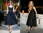 Jennifer Lopez In Dsquared² - Dsquared² Dinner Party