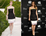 Jessica Biel In Christian Dior Couture - Guggenheim International Gala