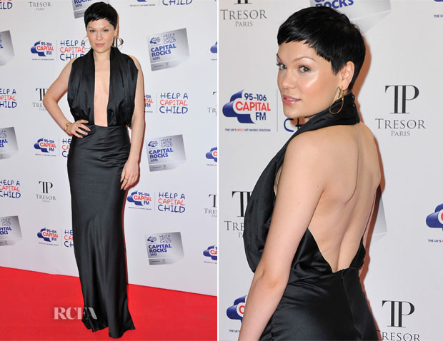 Jessie J In Camilla and Marc - 'Capital Rocks'