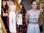 Jessie J In Sarli Couture - Royal Variety Performance