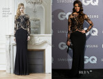 Juana Acosta In Zuhair Murad - GQ Men Of The Year Award 2013