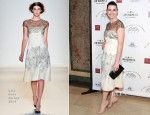 Julianna Margulies In Lela Rose - New York Stage and Film 2013 Gala