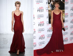Juliette Lewis In Zac Posen - 'August: Osage County' AFI Fest Premiere