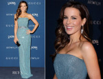 Kate Beckinsale In Gucci - LACMA Art + Film Gala 2013