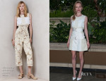 Kate Bosworth In Alexander McQueen - 'Homefront' LA Press Conference & Photocall