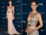 Kate Hudson In Gucci - LACMA Art + Film Gala 2013