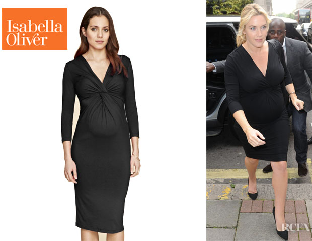 Kate Winslet's Isabella Oliver 'Somerton' Maternity Dress