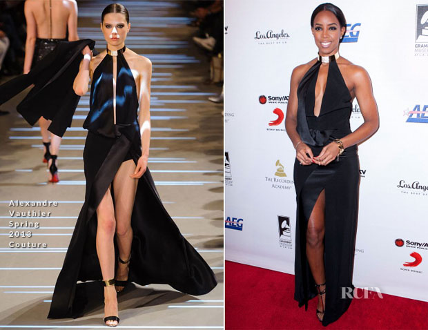 Kelly Rowland In Alexandre Vauthier Couture - Architects Of Sound Awards