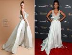 Kelly Rowland In Rani Zakhem Couture - 2013 BAFTA Los Angeles Britannia Awards