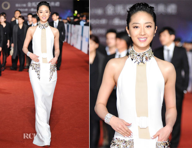 Kwai Lun-Mei In Alexander McQueen - 50th Golden Horse Awards